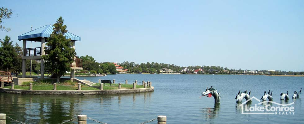 Hunters Landing On Lake Conroe