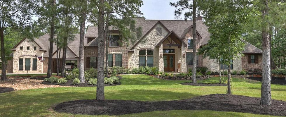 Home Builders Lake Conroe Homes For
