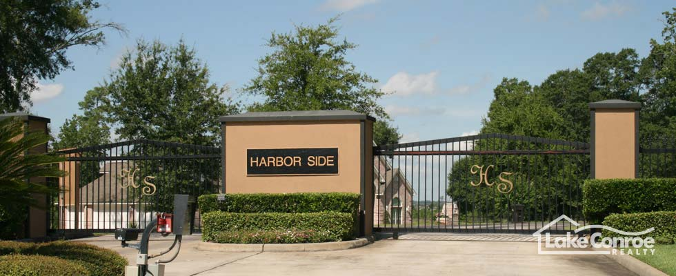 Harbor Side On Lake Conroe